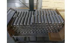 Lianda Filter - Pleated wire mesh filter cartridge