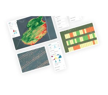 Solvi - Drone Based Crop Monitoring Software