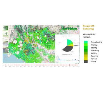 SarVision - Crop Monitoring Software