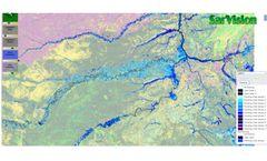 SarVision - Flood Monitoring Software