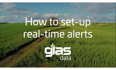 How to set-up real-time alerts - Video