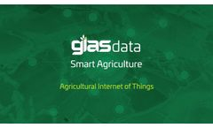 Glas Data Smart Agriculture 2020 - Video