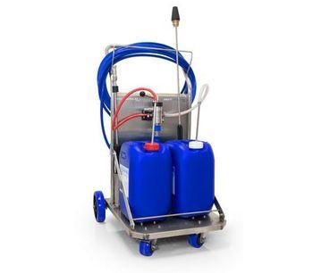 Intra - Stainless Steel Hygiene Trolleys