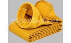 P84-Polyimide Filter Bag, P84 filter bag for Industrial Filtration