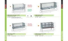 Contro - Poultry Cages - Brochure