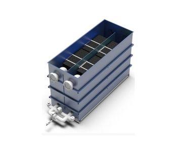 OxyShark - Multi-Celled Fixed-Film Bioreactor