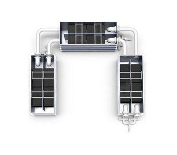 Multi-Celled Fixed-Film Bioreactor-2