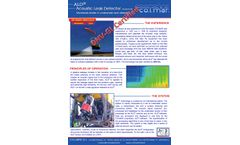 CO-L-MAR - Model ALD - Acoustic Leak Detector System - Brochure