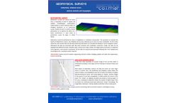 CO-L-MAR - Seafloor Mapping and Classification Vessel - Brochure