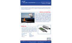 CO-L-MAR - Acoustic Leak Monitor (ALM) - Brochure