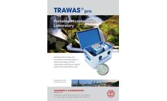 Trawas Pro - Portable Microbiological Laboratory Start-up Kit - Brochure
