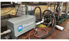 Flowlink - Dewatering Effluent Monitoring System