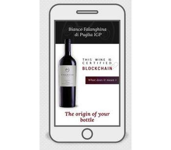 AgriOpenData - Blockchain Integrated App