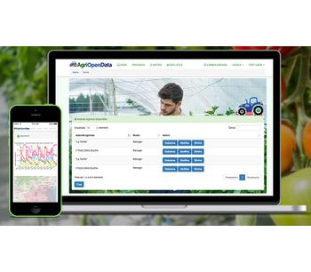 AgriOpenData - Farm Management Software for Agriculture Industry