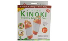 Kinoki - Model 10 - Cleansing Detox Foot Pads Patches