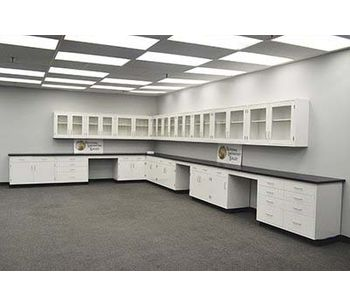 Fisher American - 35' Cabinets with 30' Wall Unit
