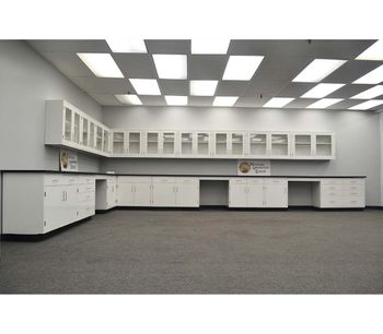35' Cabinets with 30' Wall Unit-1