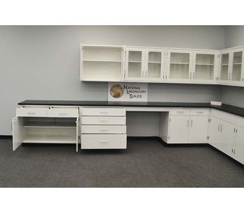 35' Cabinets with 30' Wall Unit-2