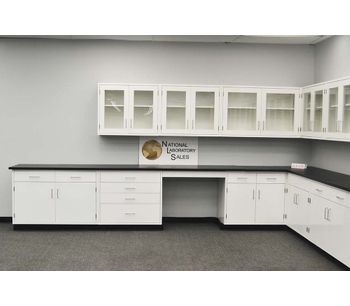 35' Cabinets with 30' Wall Unit-3