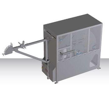 JBP - Model IMS UVA 12000 - UV-Curing Systems