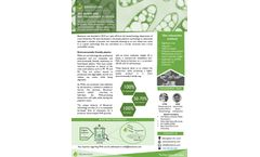 BioextBioextrax - Model PHA - Bio-Based and Bio-Degradable Plastics - Brochure