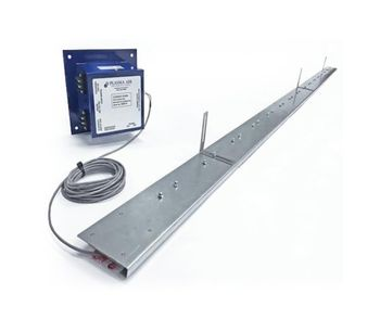 Plasma - Model BAR Series - Commercial Quality Remote Mounted Needlepoint Ion Generator