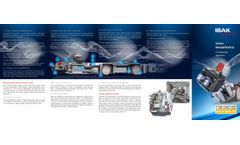 IBAK MicroGator - Grinding Robot - Brochure