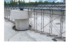 Dajiang - Model DXG-9 - Full Bridge Sludge Collector Waste Water Thickener Scraper