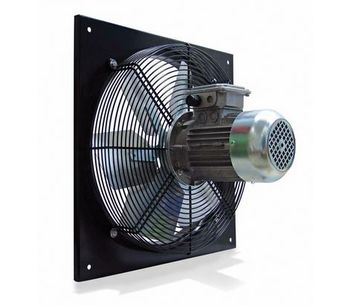Fantini - Model AFM - Wall Mounted Axial Fans