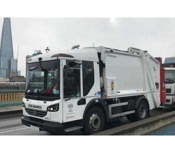 City of London Corporation, Waste Transfer Station - Case study