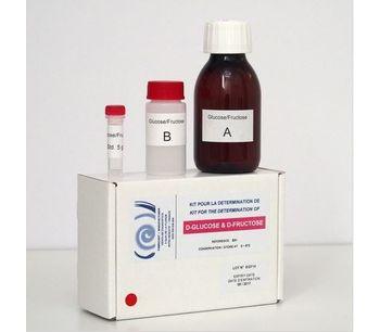 Oenolab - Glucose & Fructose Enzymatic Kits