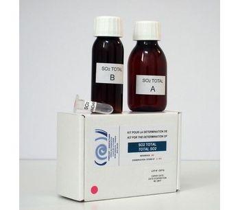 Oenolab - Model Total SO2 - Colorimetric Kits