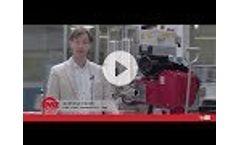 Piston pump maintenance - Video