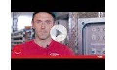 he opinion of our customers - New crushing line and destemmer with the new washing system - Video