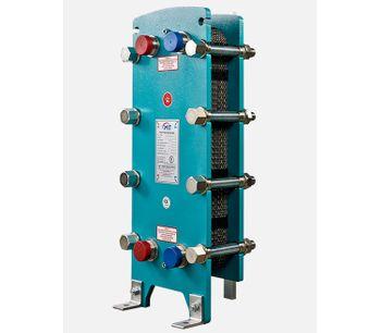 Ekin - Model 514 - Plate Heat Exchanger