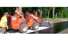 Geotextiles solutions for pavement rehabilitation areas