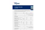 TenCate Polyfelt - Model F - Filter Fabrics Datasheet