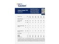 TenCate Geolon PET Uniaxial Technical Datasheet