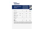 TenCate Geolon PET S Biaxial Technical Datasheet