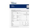 TenCate Polyfelt - Model PGM 14 - Paving Fabrics Datasheet