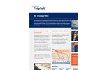 TenCate Polyfelt - Model DC - Drainage Mats Datasheet