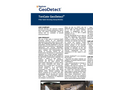 TenCate GeoDetect - Fiber Optic Sensing Geosynthetics Datasheet