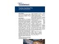 TenCate GeoDetect - Model S - Fiber Optic Sensing Geosynthetics Datasheet
