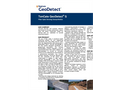 TenCate GeoDetect - Model S - Fiber Optic Sensing Geosynthetics Datasheet