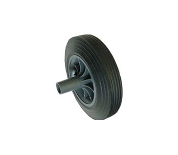 No Recycling at End of Life for Solid Wheels