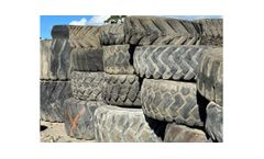 Australia's Tyre Importers Pledge to Improve Recovery of Used Off-The-Road Tyres