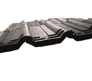 Rubber Roof Tiles by CEVE CINTEMAC