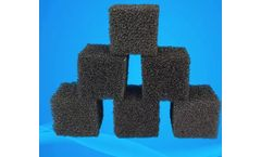 MBBR PU Porous Polymer Carriers