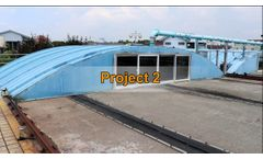 MBBR Media for wastewater Treatment - Video
