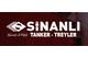 Sinan Tanker&Trailer Metal Shipping Industry Trade Limited